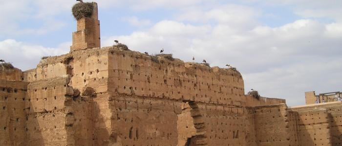 Marrakech El badii Palace
