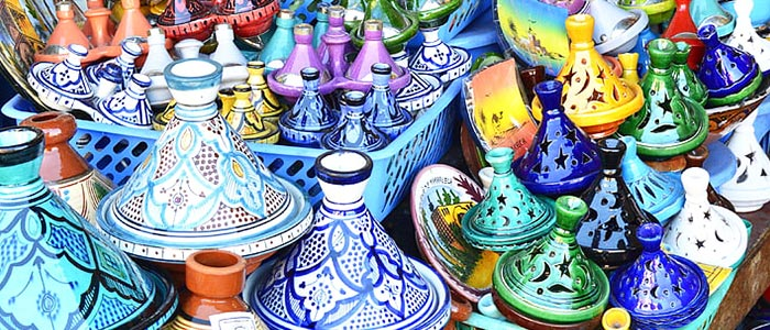 Marrakesh - places to visit in Morocco