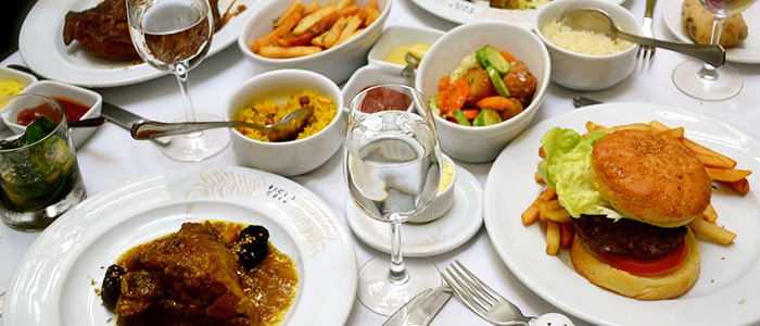 things to do in Casablanca - Food