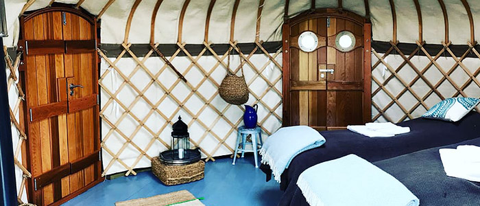 glamping sites in the world - Thailand