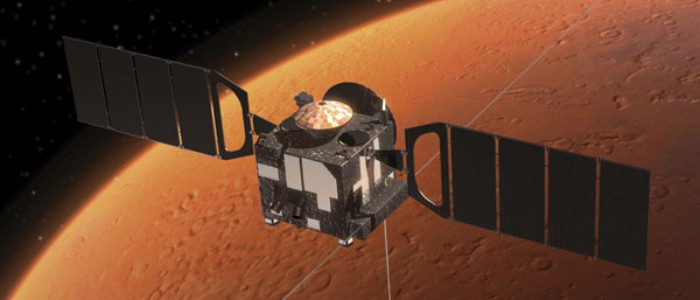 Arab world Mars mission