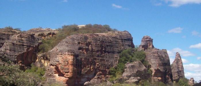 Serra de capivara national park