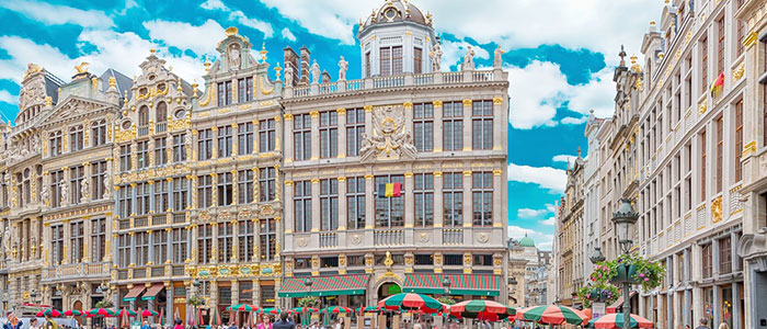 Top Things to do in Belgium - Market Square