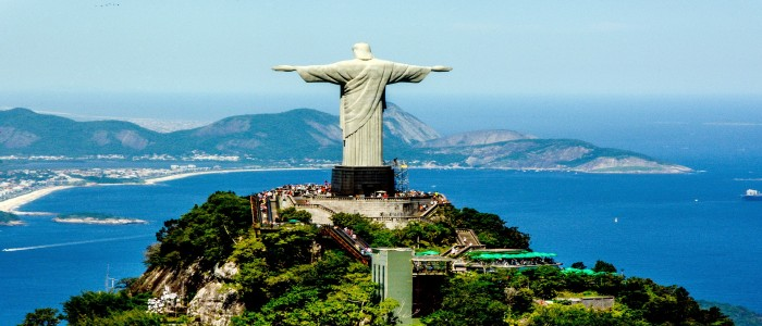 Top Things to do in Brazil -Christ the redeemer