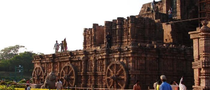Things to do in India - Konark sun temple