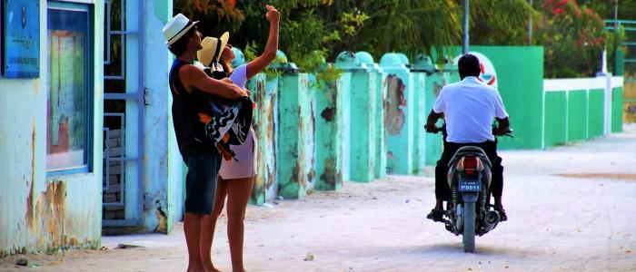 things to do in Maldives - Maldives street walking