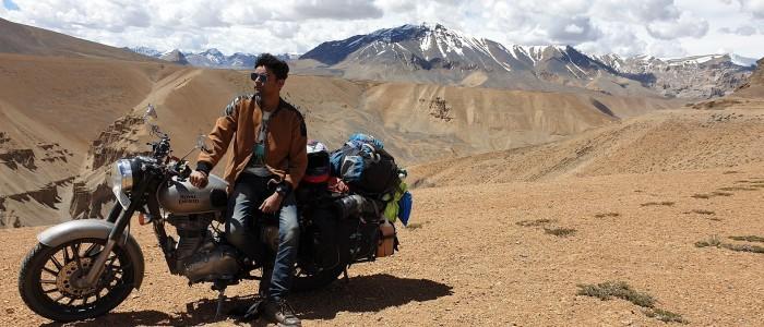 Things to do in India  - Manali Leh bike trip