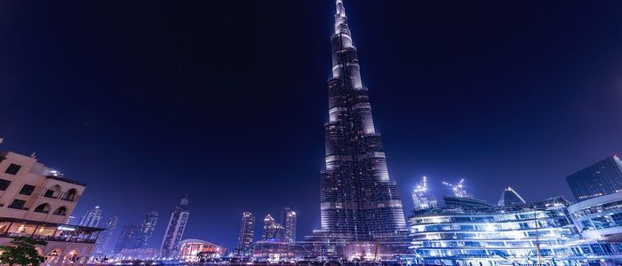 Mind-Blowing & Some Hidden Hangouts In Dubai - Burj Khalifa