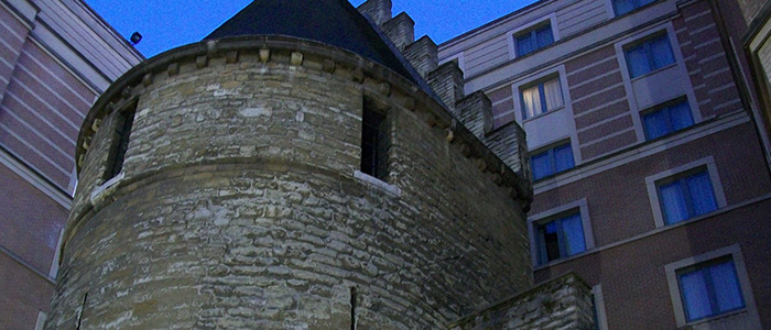 things to do in Brussels - Black tower