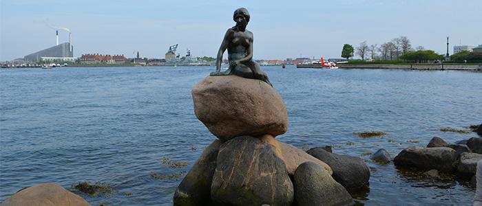 Things to do in Denmark-Mermaid statue