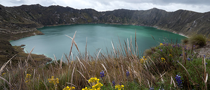 Things To Do In Ecuador - Quilotoa crater