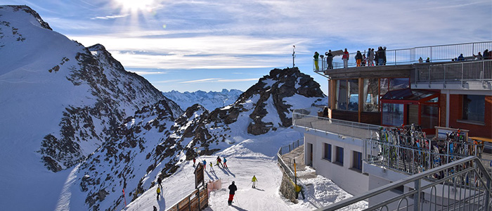 Things to do in Lebanon - Ski-zone at Mzaar Ski Resort kfardebian Jonction slop