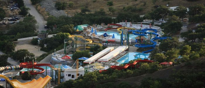 things to do in  Croatia - Aquapark Aquacolors