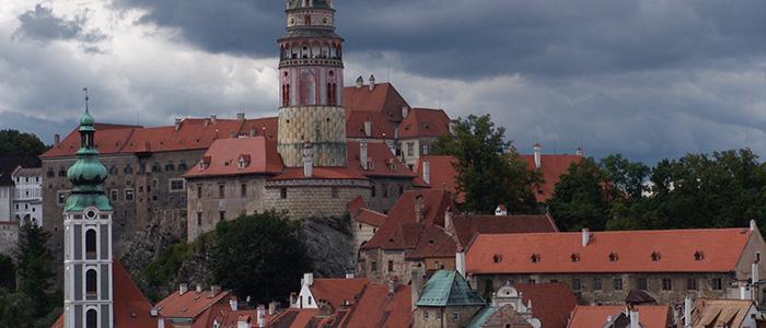 things to do in Czech Republic - Cesky Krumlov Castle
