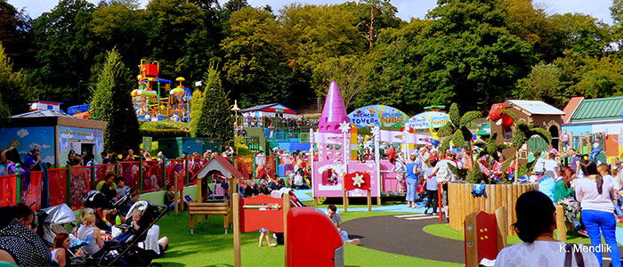 Things To Do In The UK - Legoland, Windsor