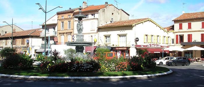 Cathar Road France