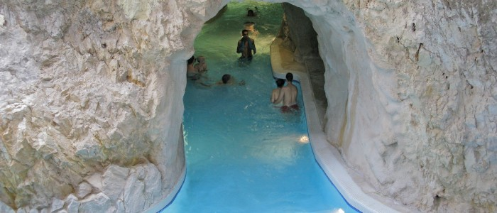 things to do in Hungary - Cave bath Hungary