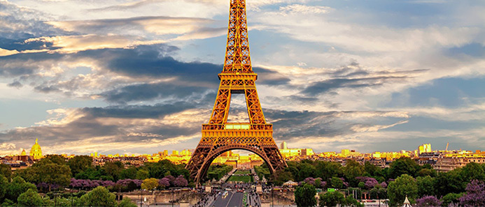 things to do in France - Eiffel Tower