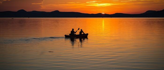 things to do in Hungary - Lake balaton