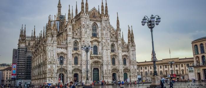 things to do in Milan - Milan Cathedral