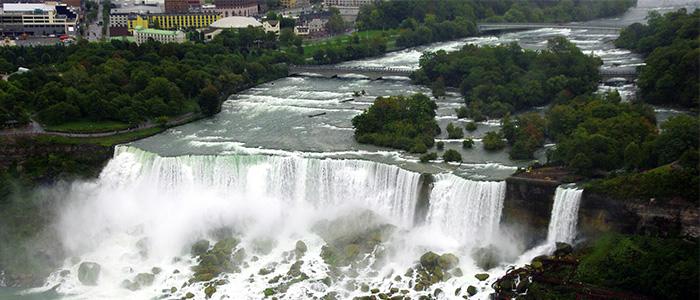things to do in the USA - Niagara Falls