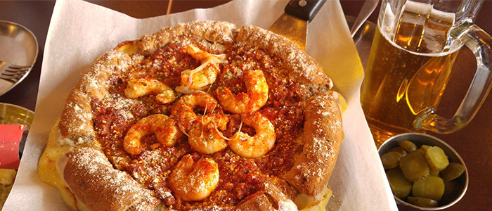 things to do in the USA - Pizza chicago
