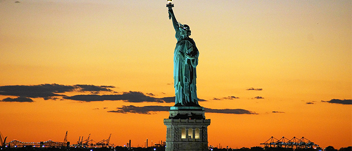 things to do in the USA - Statue of Liberty