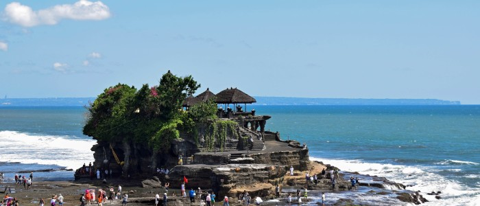things to do in Indonesia - Tanah Lot