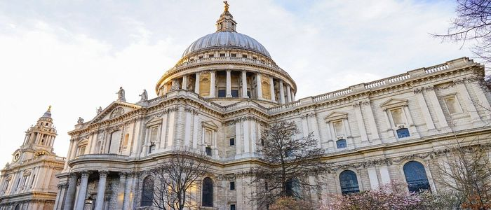 Things To Do in London - St. Paul's Cathedral