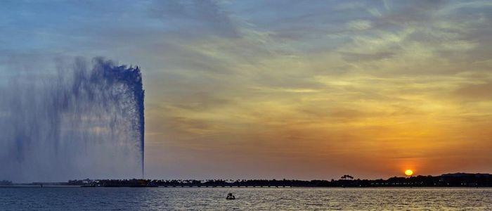 Top Things To Do In Saudi Arabia - King Fahd's Fountain