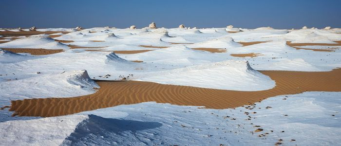 Top Things To Do In North Africa - White Desert
