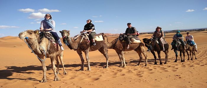 Top Things To Do In North Africa - Sahara Desert