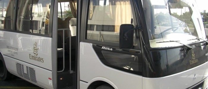 Travel From Dubai To Abu Dhabi via Dubai shuttle services