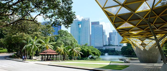 Top Things To Do In Kuala Lumpur - Perdana Gardens