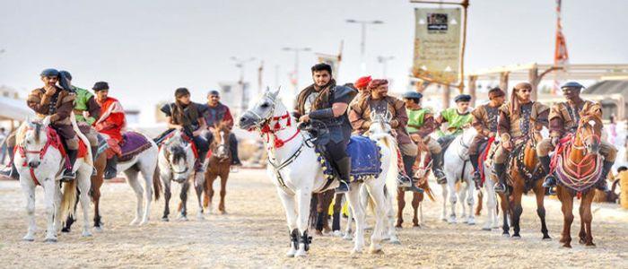 Top Things To Do In Saudi Arabia - Souq Okaz in Taif