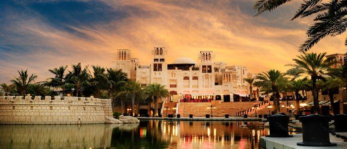 where to travel in February - Dubai