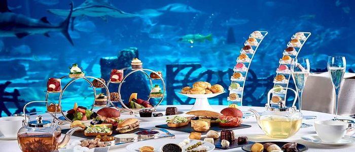 Top Dubai Hangouts For Fine Dining - Atlantis, The Palm