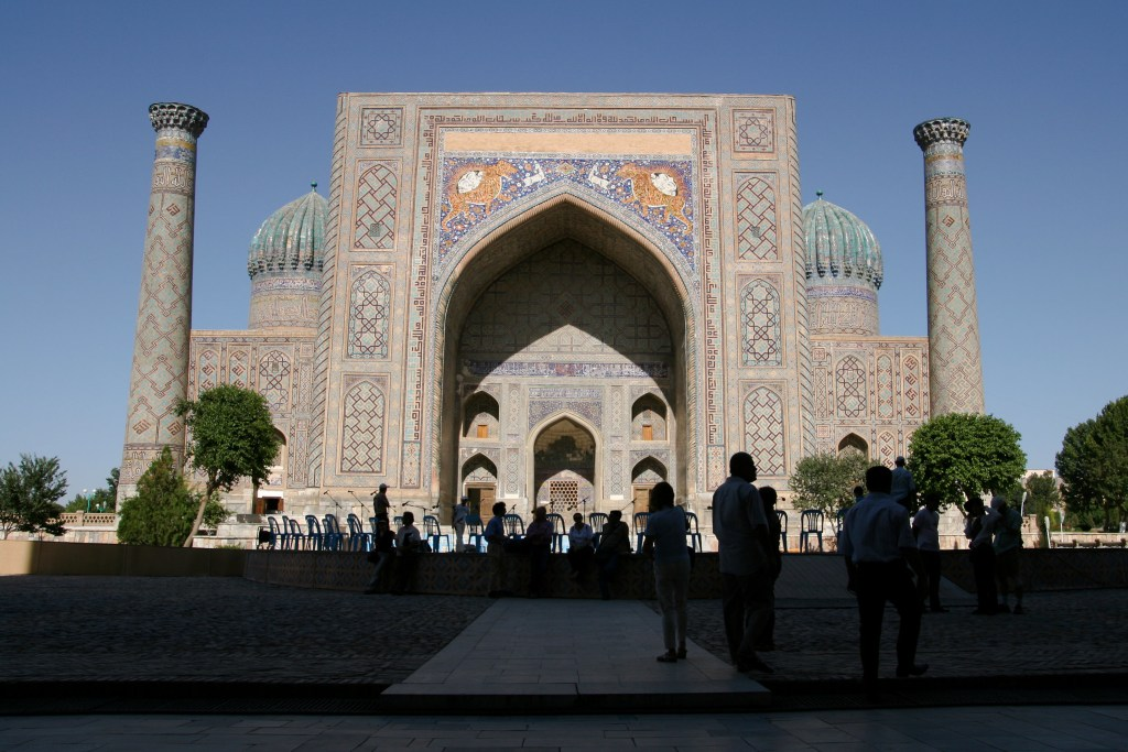 Things to do in Uzbekistan - Historic Square of Registan