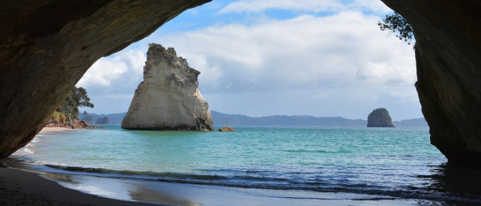 Things To Do In New Zealand - Cathedral Cove