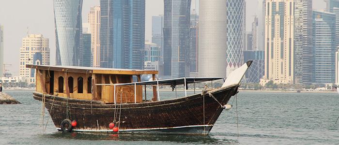 Top Things To Do In Qatar - Doha Skyline