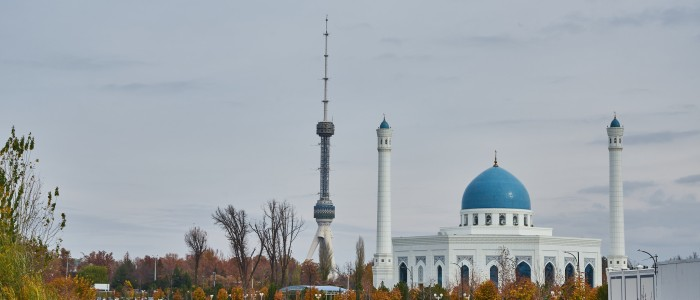 top things to do in Tashkent - Minor Mosque