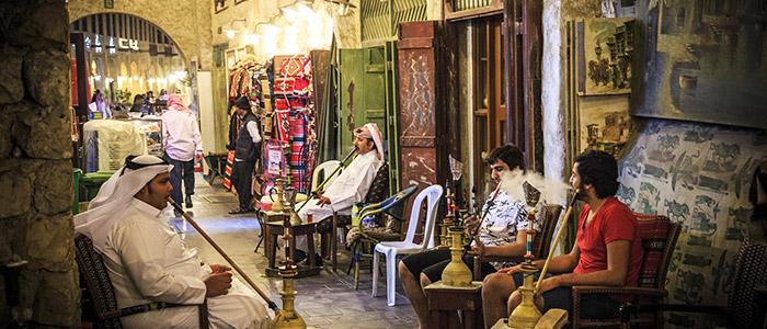 Top Things To Do In Qatar - Souq waqif Qatar