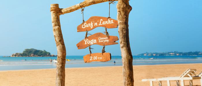 Sri Lanka Yoga Resort