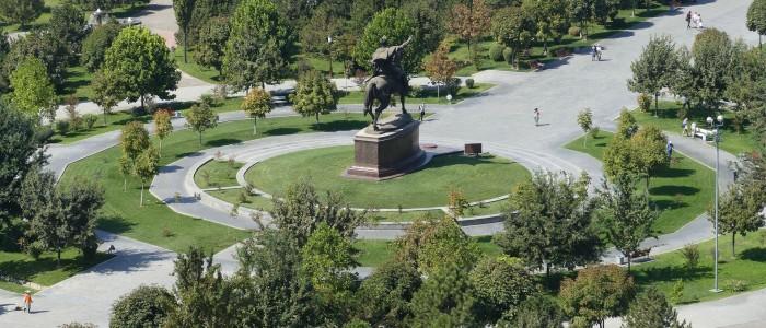 top things to do in Tashkent - Tashkent Park