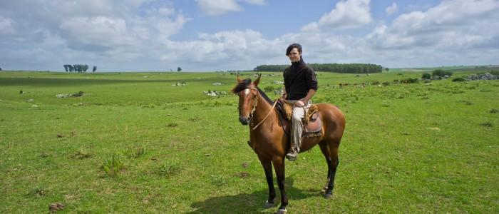 Horse riding uruguay