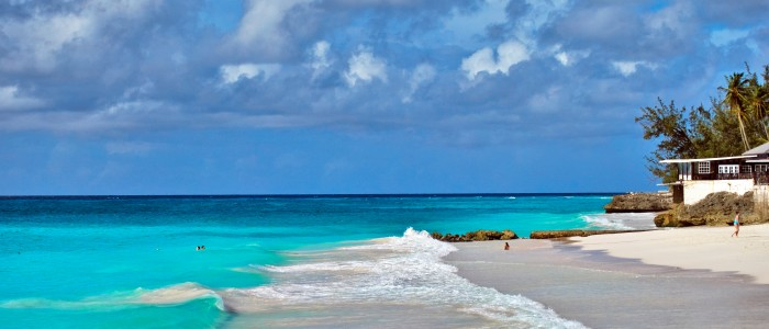 where to travel in January - Barbados