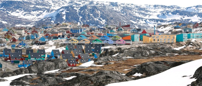 where to travel this summer? Ilulissat