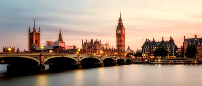 where to travel this summer? London