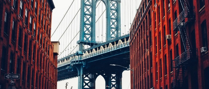 where to travel with friends? New York City