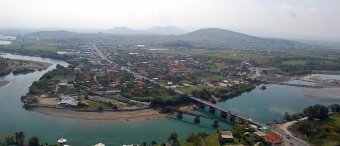 Shkoder Lake